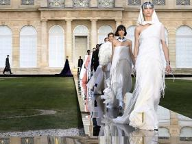 Givenchy 2018秋冬高级定制系列丨时尚易逝,风格永存