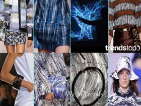 2016春夏女装印花与图案流行趋势