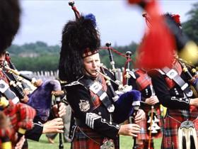 服装风格解读-苏格兰风格