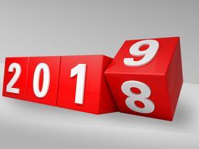 缔森实业祝您2019新年快乐